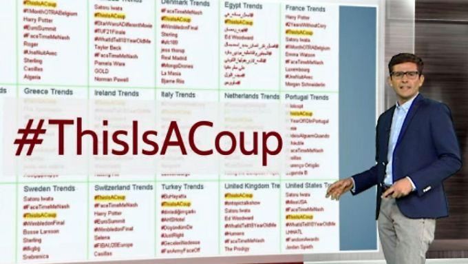 n-tv Netzreporter: Schäuble tritt Lawine der Entrüstung bei Twitter los