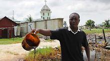 Vielfaches der Entwicklungshilfe: Konzerne betrügen Westafrika um Milliarden