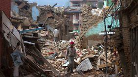 Schäden durch Beben und Stürme: Naturkatastrophen kosten 35 Milliarden Dollar
