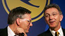 Christoph Franz soll's bei der Lufthansa richten.