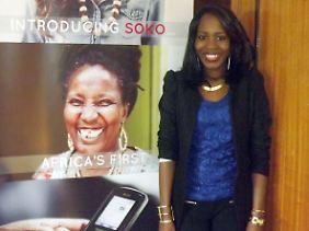Kenyan Catherine Mahugu (26) hat einen Online-Shop für Kunsthandwerk eröffnet, bei dem Menschen vom Land ihre Handarbeiten weltweit verkaufen können.