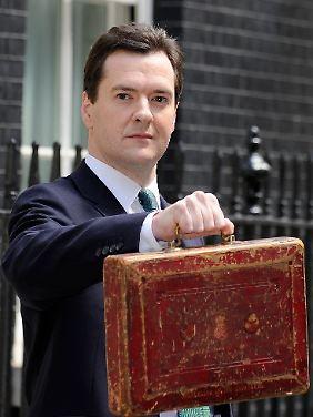 Macht Schatzkanzler Osborne grüne Träume zunichte?