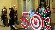 Feilschen beim Einkaufen: Wie Kunden Preisnachlässe bekommen