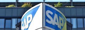 EZB veredelt Zahlenwerk: Mario Draghi schiebt SAP in die Höhe