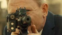 """Erster Trailer zu """"Spectre"""": James Bond trifft auf Schurken und Flitzer"""