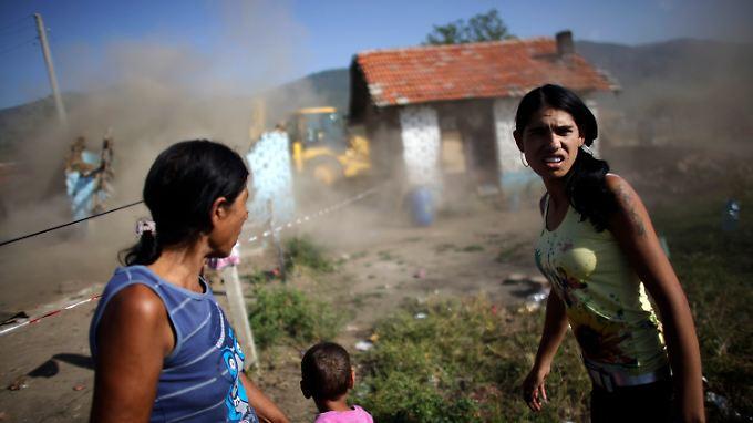 Roma leben in Europa seit Jahrhunderten unter schwierigsten Lebensbedingungen. Das gilt auch heute noch und das auch in EU-Staaten wie Bulgarien.