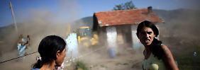 Sonderlager für Balkan-Flüchtlinge: Politische Verfolgung ist ein dehnbarer Begriff
