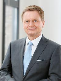 Moderiert bei n-tv die Telebörse: Raimund Brichta