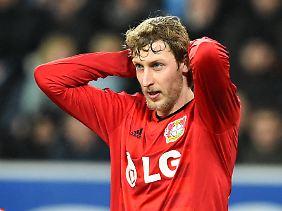 Gegen den BVB würde er wohl gerne knipsen: Stefan Kießling.