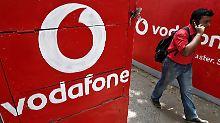 Neue Hoffnung: Vodafone kommt in Europa in Tritt