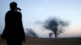 Luftangriffe gegen Terrormiliz IS: Von der Leyen lobt Einsatz der Türkei