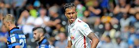 2. Liga: Pauli verpasst Auftaktsieg: RB Leipzig startet schmucklos
