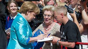Aufatmen nach Bombenalarm: Wagner-Festspiele locken deutsche Promis nach Bayreuth