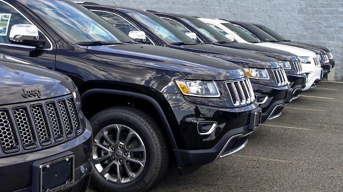 Fiat Chrysler musste in diesem Jahr schon Millionen Autos zurückrufen.
