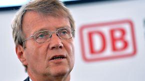 Deutsche Bahn reformiert sich: Pofalla nimmt Platz im DB-Vorstand