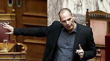 Per Knopfdruck zur Drachme: Varoufakis hatte einen Plan B