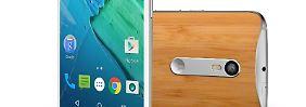 Günstig, scharf und ausdauernd: Das sind Motorolas neue Smartphone-Stars