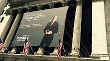 """""""Gordon Gekko"""" zu Besuch: Wall-Street-Promis: Top oder Flop?"""