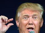 """Regime unterstützt Terrorismus"": Trump befeuert Anti-Iran-Kurs"