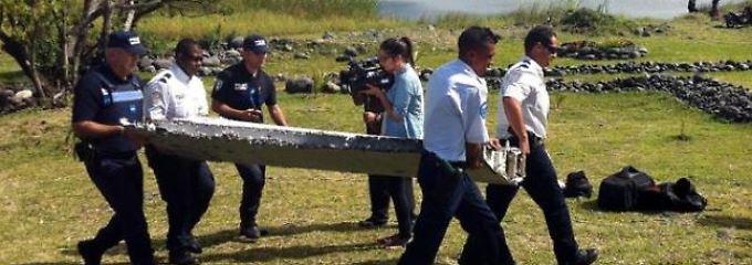 CNN: Wrackteil passt zu Boeing-777: Hinweis auf Flug MH370 gefunden?