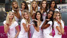 """""""Victoria's Secret""""-Models in New York: Die Engel sind ausgeflogen"""