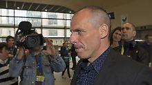 Anklage wegen Hochverrats?: Varoufakis sieht sich als Opfer