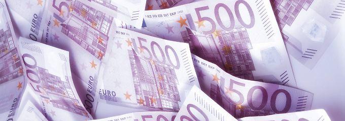 Mehr als 800 Milliarden Euro an notleidenden Krediten.
