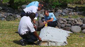 """""""Emotionale Achterbahnfahrt"""": Gehört das Wrackteil von La Réunion zu Flug MH370?"""