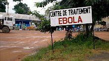 """Tests bestätigen neue """"Königswaffe"""": Impfstoff schützt erfolgreich gegen Ebola"""