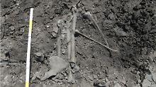 Sensationsfund bei Bauarbeiten: Stuttgart-21-Projekt fördert Skelette zutage