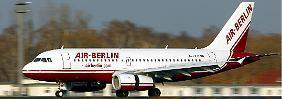 Partnerflüge mit Etihad bedroht: Landeschefs kämpfen für Air Berlin