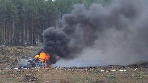 Armeespiele in Russland: Pilot kommt bei Helikopter-Absturz ums Leben