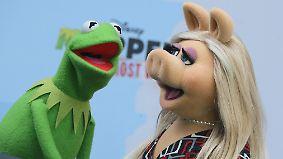 Liebes-Aus bei Muppets-Stars: Miss Piggy und Kermit gehen getrennte Wege