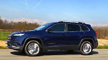Großstadt-Indianer mit 200 PS: Jeep Cherokee bekommt neues Herz