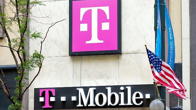 Klingelnde Kassen: Boomendes US-Geschäft lässt Deutsche Telekom weiter wachsen
