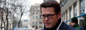 Ex-Politstar soll Innovation fördern: Guttenberg berät Lufthansa