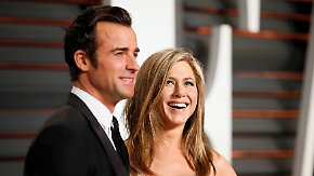 "Promi-News des Tages: Jennifer Aniston sagt endlich ""Ja"""