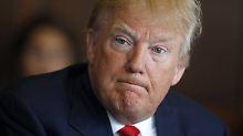 """Schau dir das Gesicht an!"": Trump beleidigt Konkurrentin"