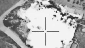Bilanz nach einem Jahr: Anti-Terror-Bündnis fliegt fast 6000 Luftschläge gegen IS