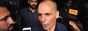 """Die Welt, wie Varoufakis sie sieht: """"Merkel hätte am Ende nachgegeben"""""""