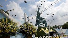 Gedenken in Nagasaki: Japan bleibt atomwaffenfrei
