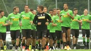 DFB-Pokalspiel gegen St. Pauli: Gladbach setzt zum nächsten Höhenflug an