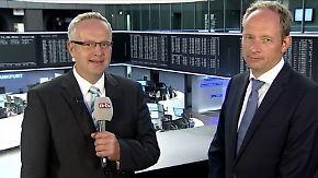 """Frank Meyer spricht mit Stefan Riße: """"Früher hatte Börse mit Wirtschaft zu tun"""""""