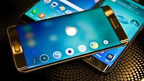 Samsung hat am Design wahrscheinlich nur wenig verändert.