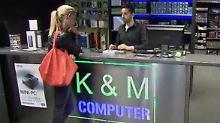 Service überzeugt nicht immer: Die besten Computer-Fachmärkte
