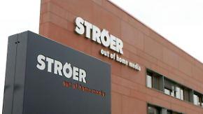 Griff nach Kunden im Netz: Ströer und Telekom schließen Millionen-Deal