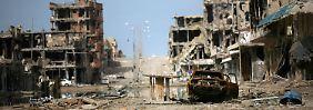Heftige Gefechte um Sirte: IS-Extremisten enthaupten zwölf Kämpfer