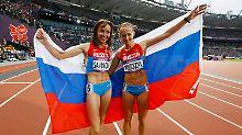 Harting veröffentlicht Blutwerte: IAAF fordert Dopingsperren von Russland