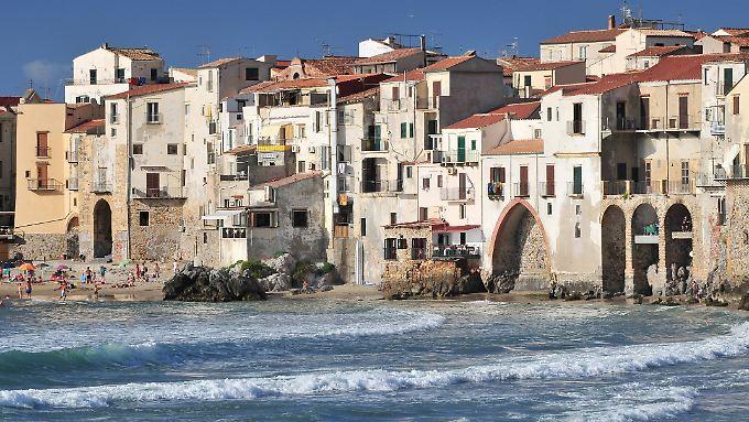Schön, aber arm: Cefalu im Norden Siziliens