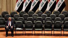 Weniger Posten, weniger Korruption: Al-Abadi räumt in Iraks Regierung auf